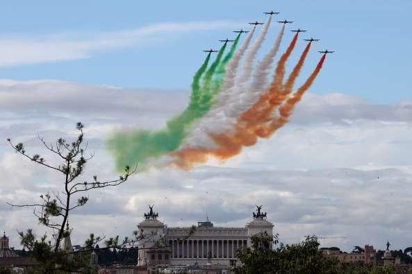 Roma - Parata del 2 Giugno 2015