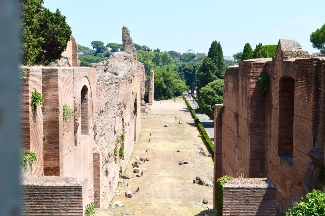 Le Antiche Terme di Caracalla