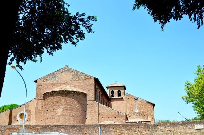 Chiesa di San Saba Roma