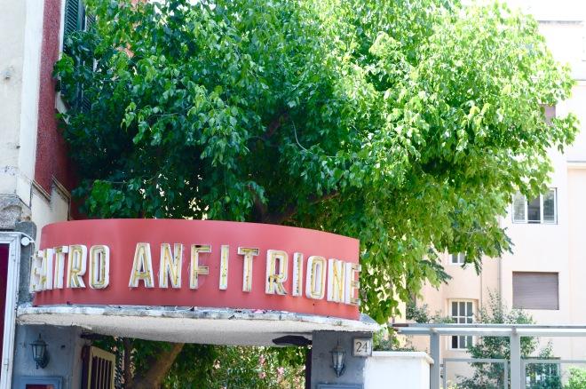 Teatro Anfitrione a San Saba