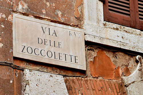 Zoccolette