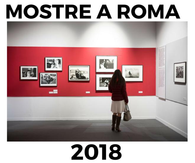 MOSTRE A ROMA