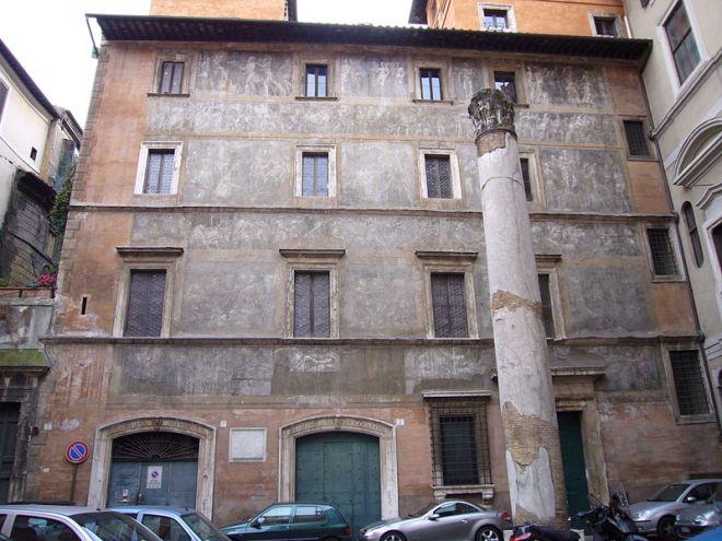 800px-Parione_-_Piazza_dei_Massimi_e_palazzo_di_Pirro_-_1010591