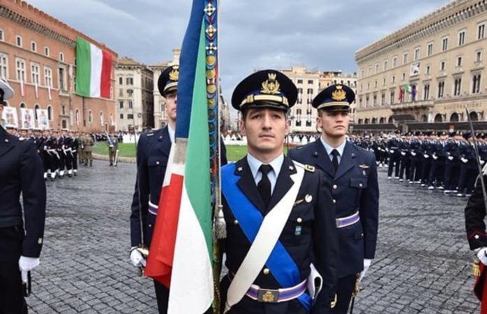 L'Aeronautica Milatare a Roma per le celebrazioni del 4 novembre