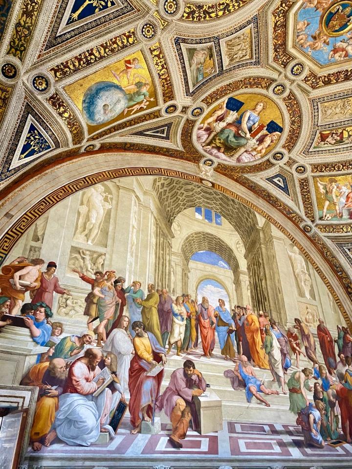 A 500 anni dalla morte del Genio RaffaelloSanzio